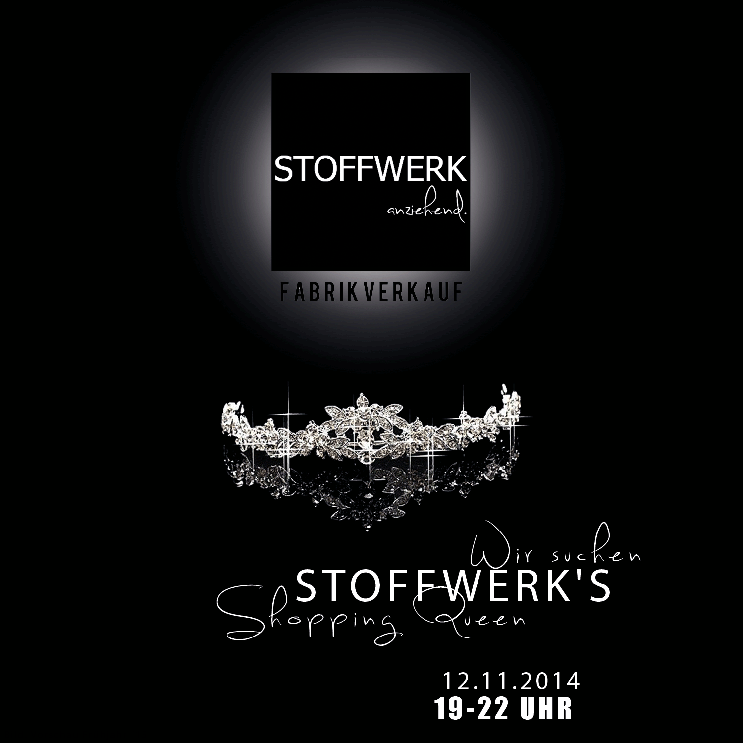 Stoffwerk's ShoppingQueen